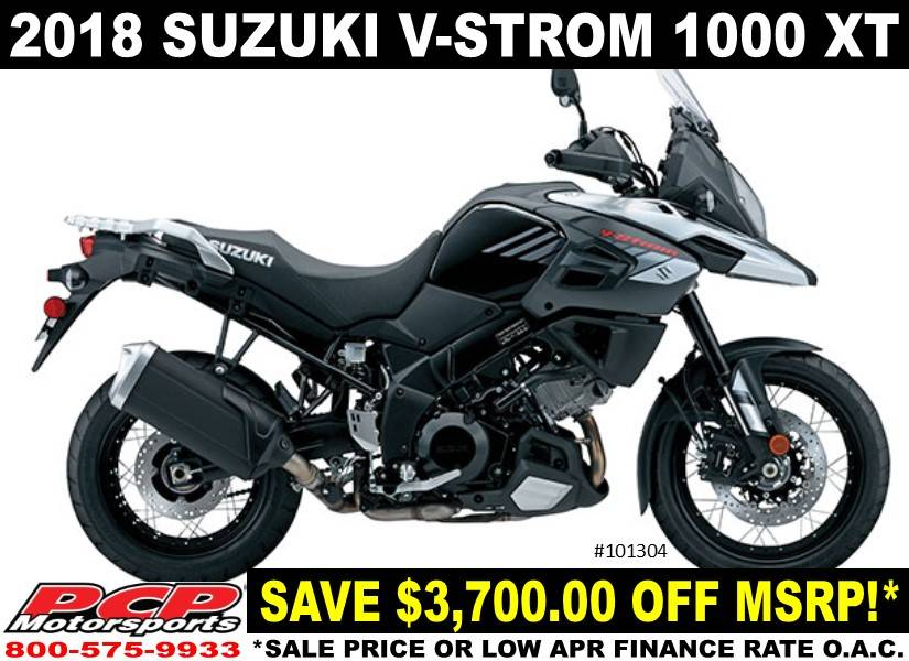 2018 Suzuki V-Strom 1000XT for sale 54142