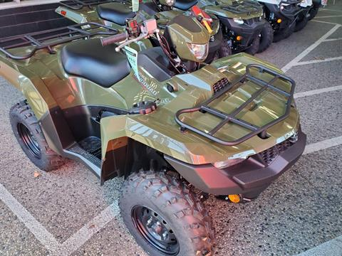 2020 Suzuki KingQuad 500AXi Power Steering in Sacramento, California - Photo 6