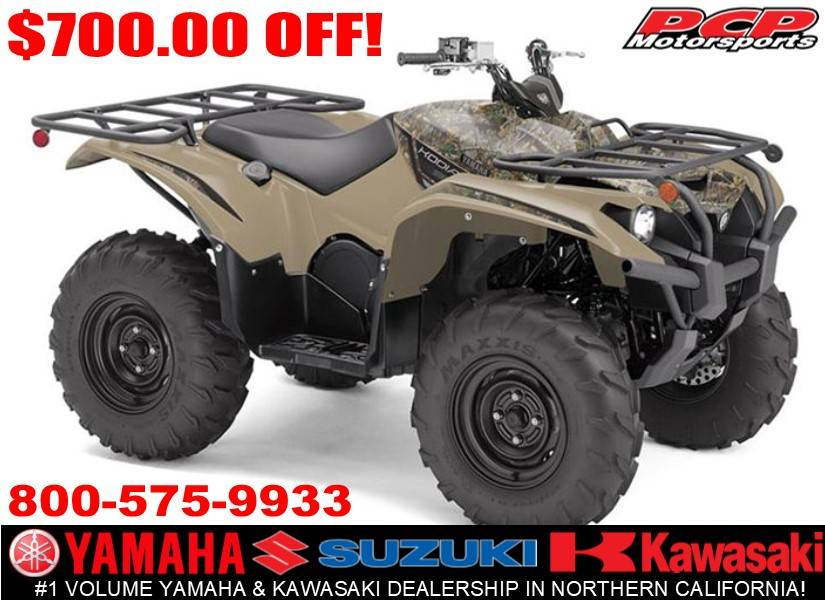 2019 Yamaha Kodiak 700 in Sacramento, California - Photo 1