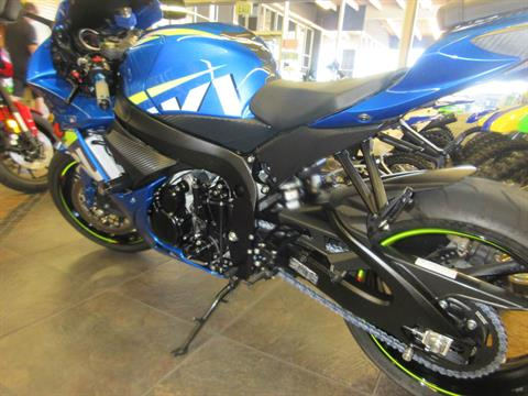 2015 Suzuki GSX-R600 in Sacramento, California