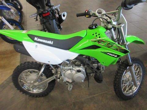 2020 Kawasaki KLX 110L in Sacramento, California - Photo 1