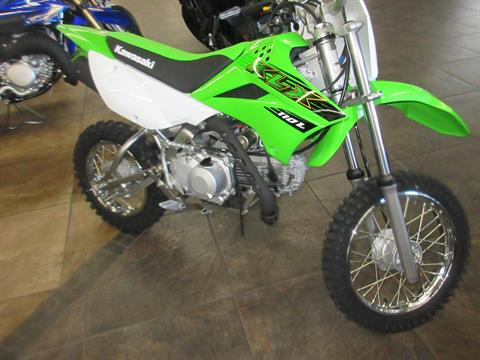 2020 Kawasaki KLX 110L in Sacramento, California - Photo 2