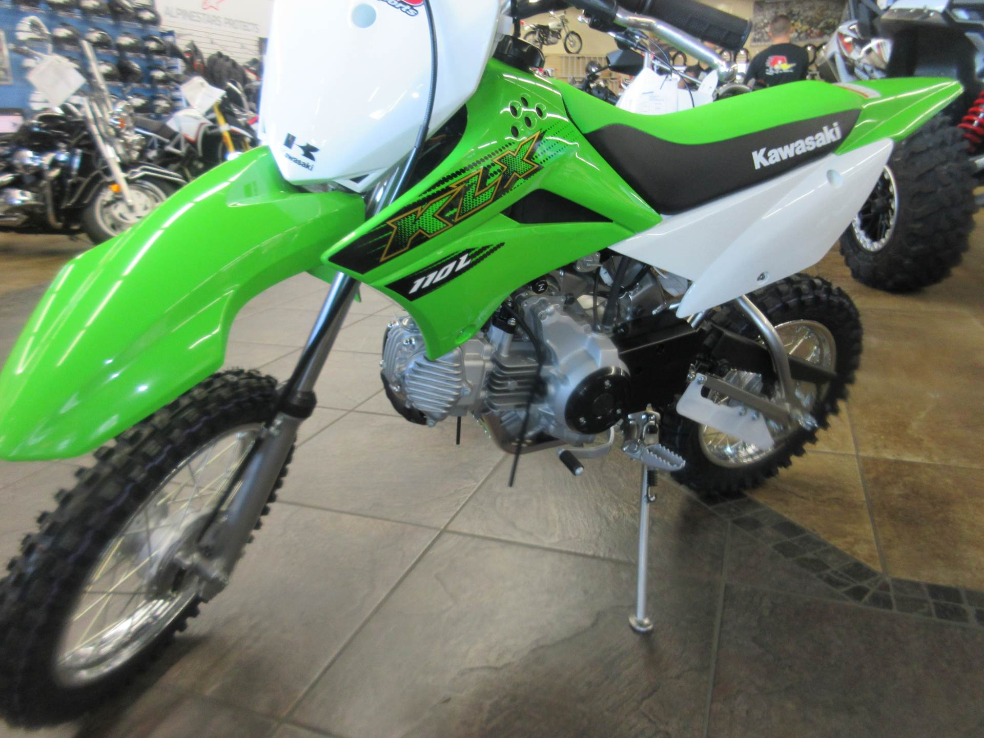2020 Kawasaki KLX 110L in Sacramento, California - Photo 3
