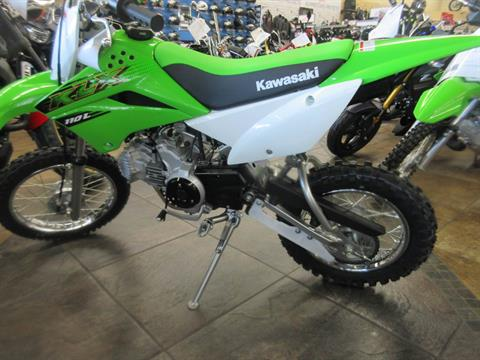 2020 Kawasaki KLX 110L in Sacramento, California - Photo 4