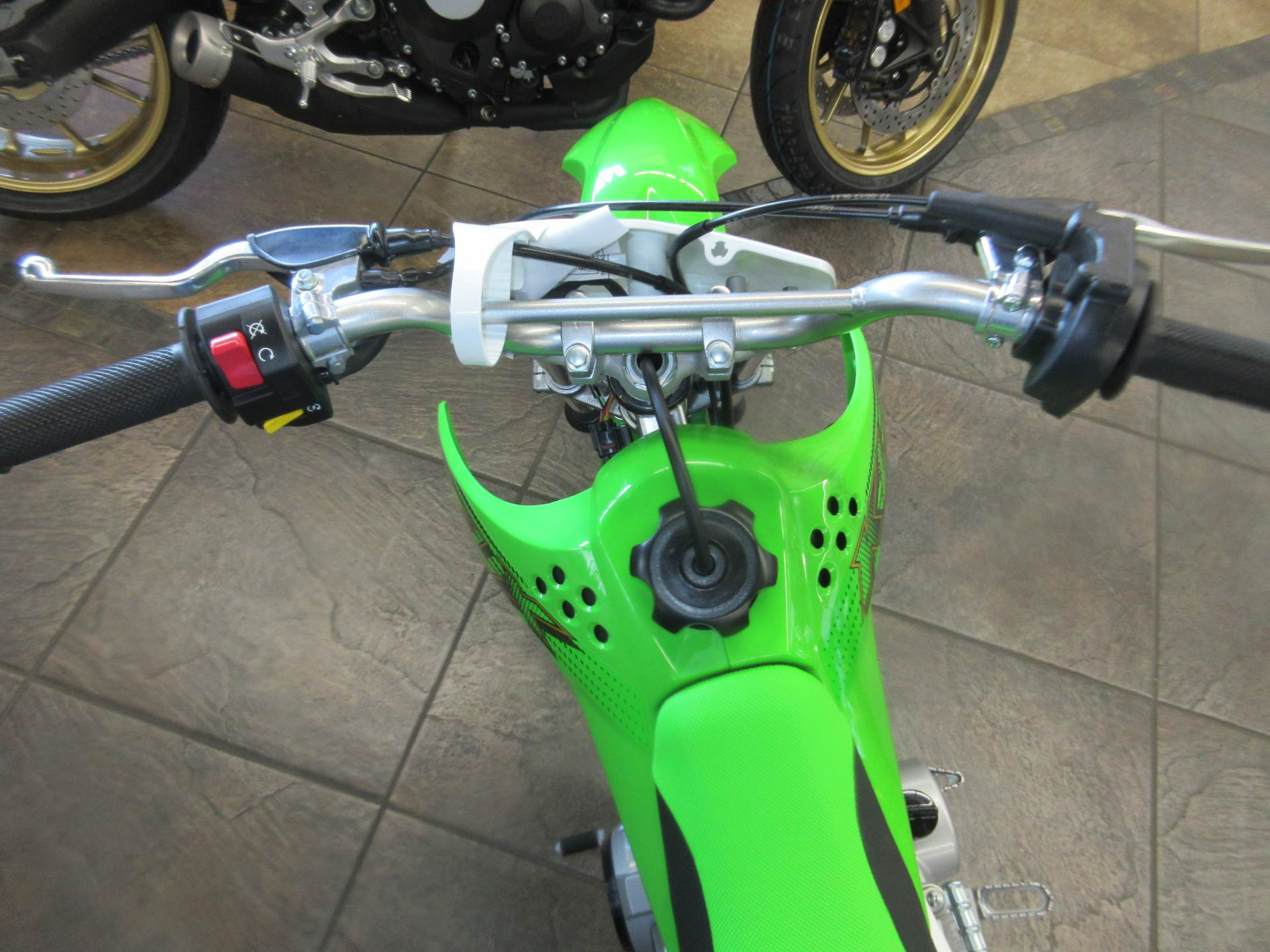 2020 Kawasaki KLX 110L in Sacramento, California - Photo 5