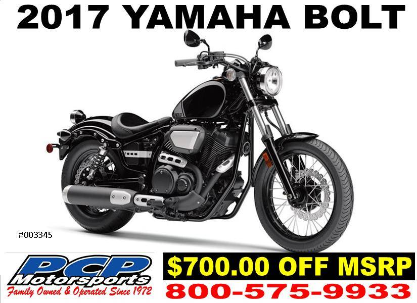 2017 Yamaha Bolt in Sacramento, California