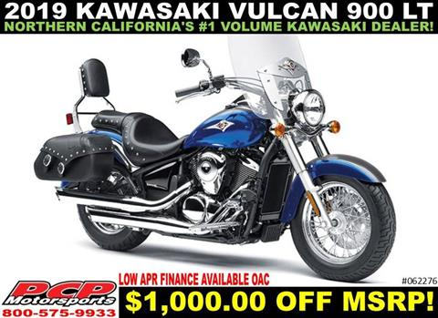 2019 Kawasaki Vulcan 900 Classic LT in Sacramento, California - Photo 1