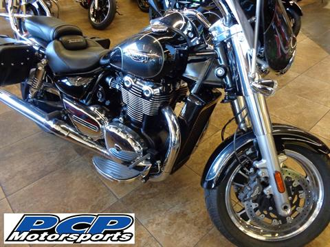 2014 Triumph Thunderbird Commander in Sacramento, California