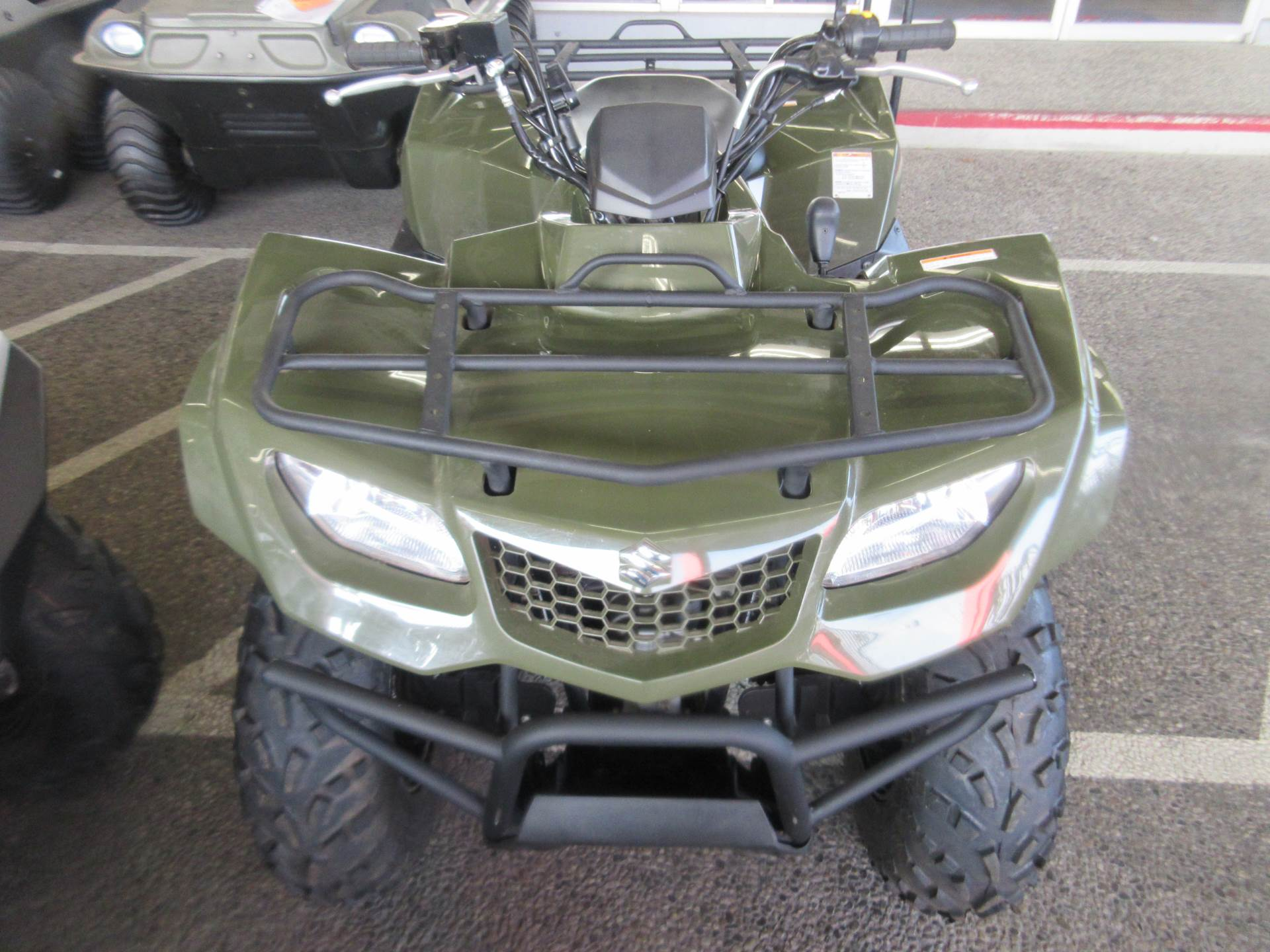 2018 Suzuki KingQuad 400ASi in Sacramento, California - Photo 2