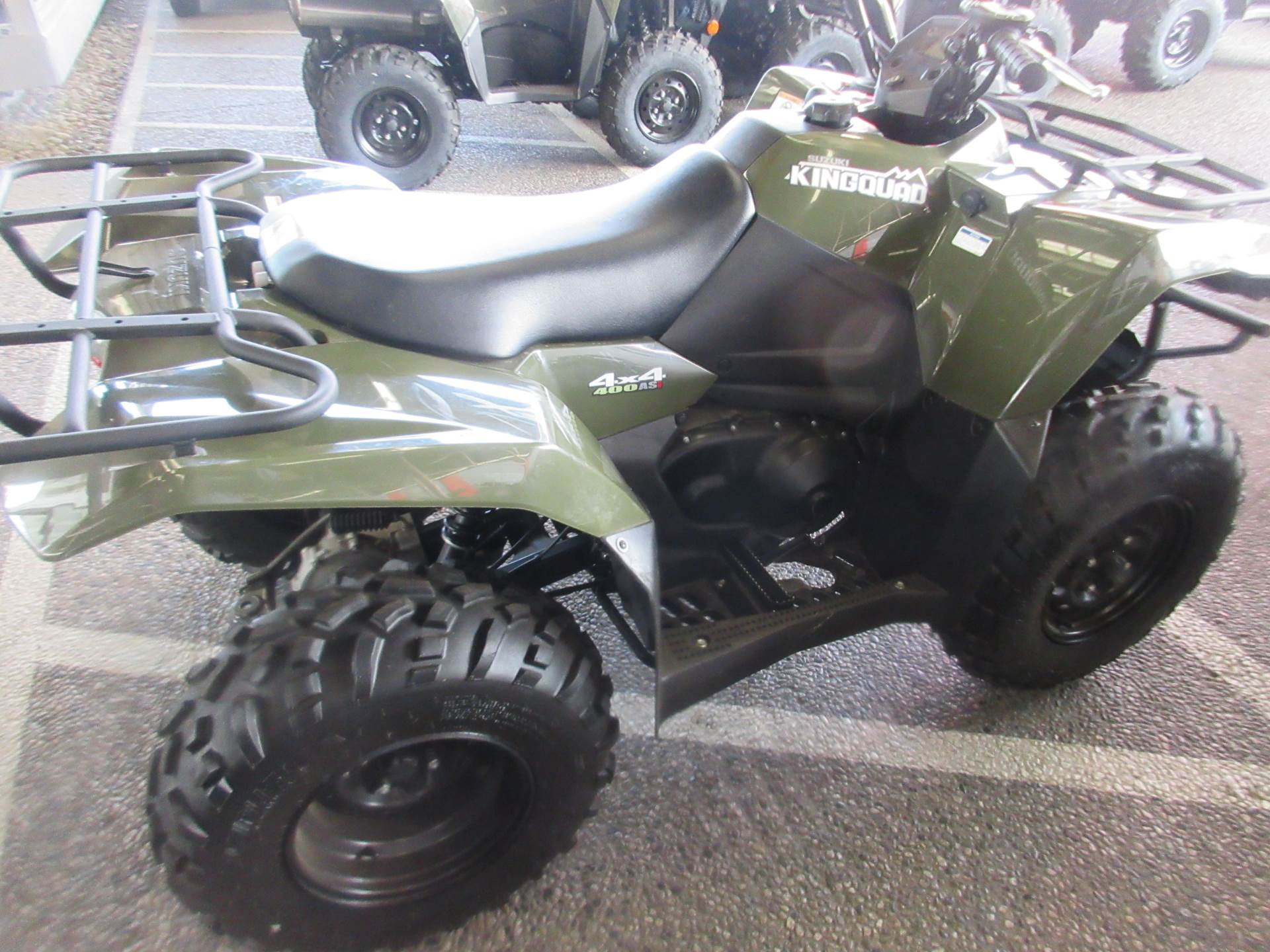 2018 Suzuki KingQuad 400ASi in Sacramento, California - Photo 4