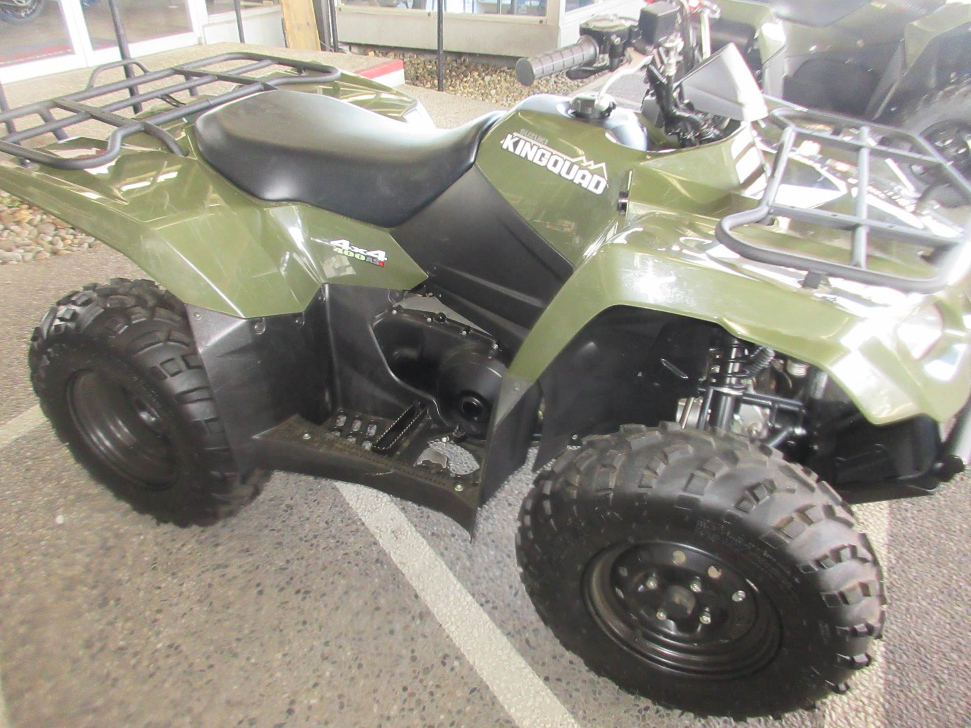 2018 Suzuki KingQuad 400ASi in Sacramento, California - Photo 5