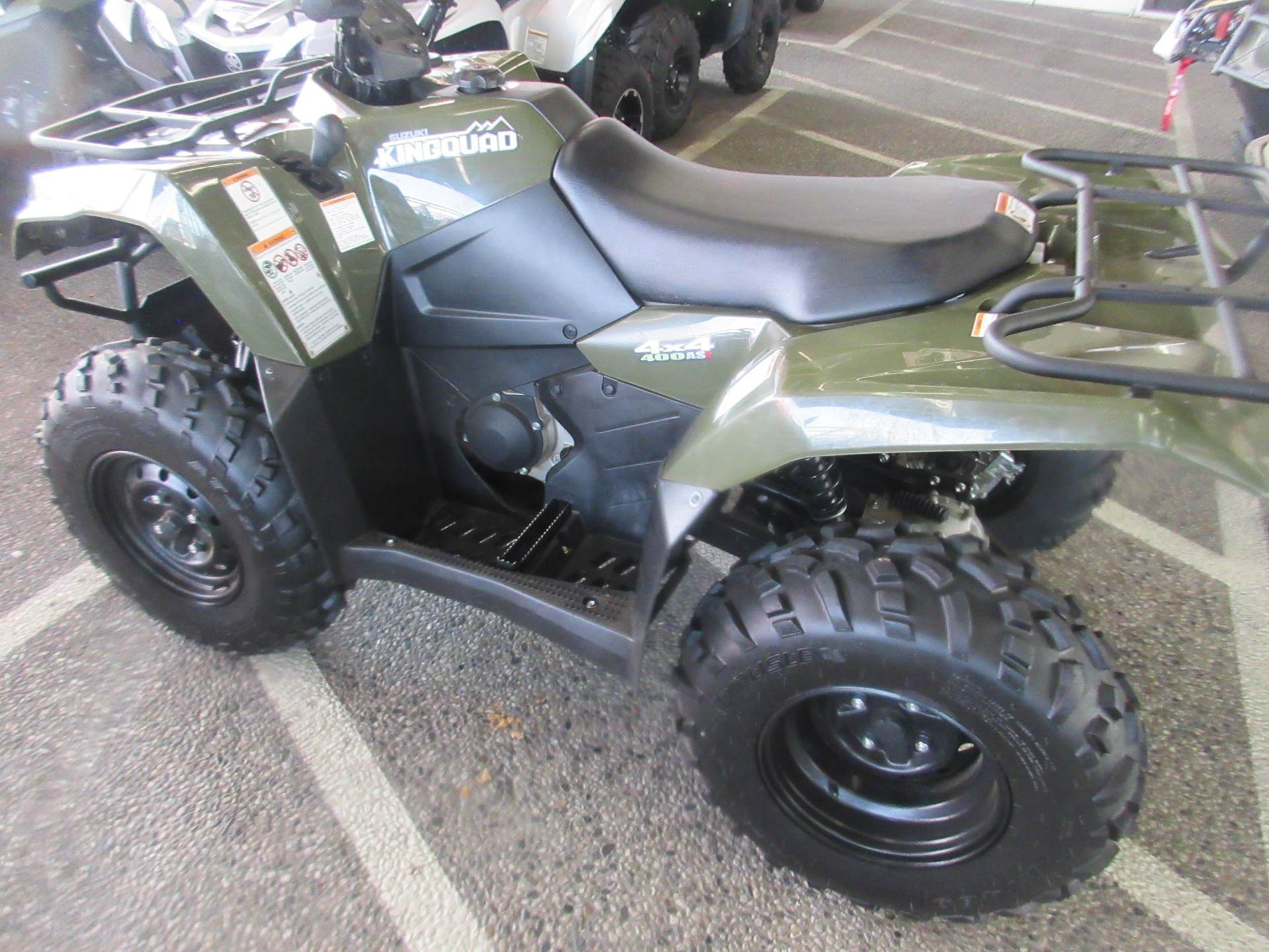 2018 Suzuki KingQuad 400ASi in Sacramento, California - Photo 6