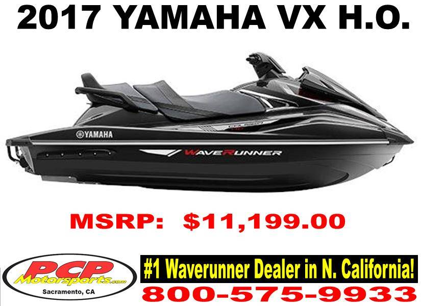 2017 Yamaha VX Cruiser HO for sale 18352