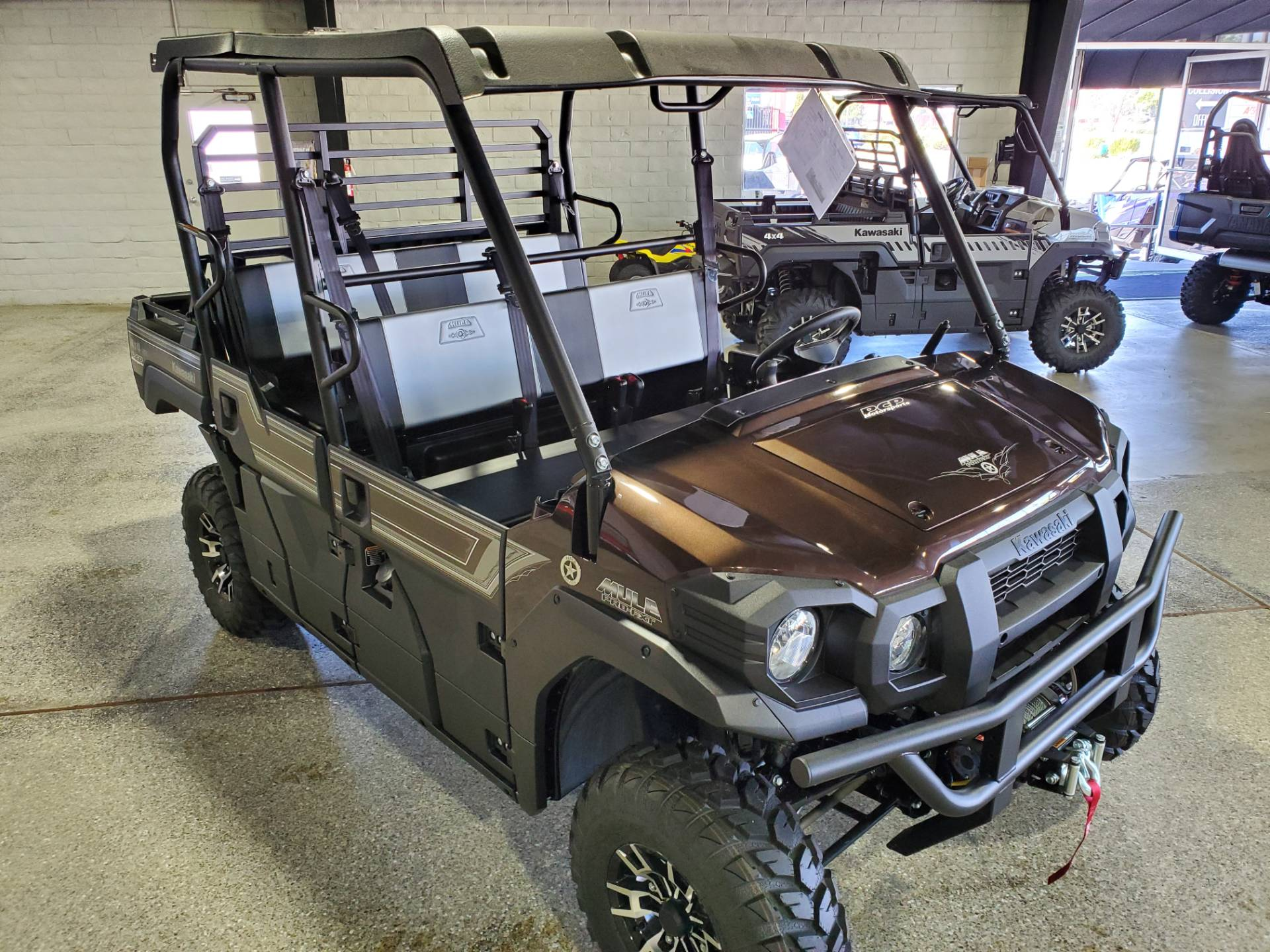 2020 Kawasaki Mule PRO-FXT Ranch Edition for sale 284251