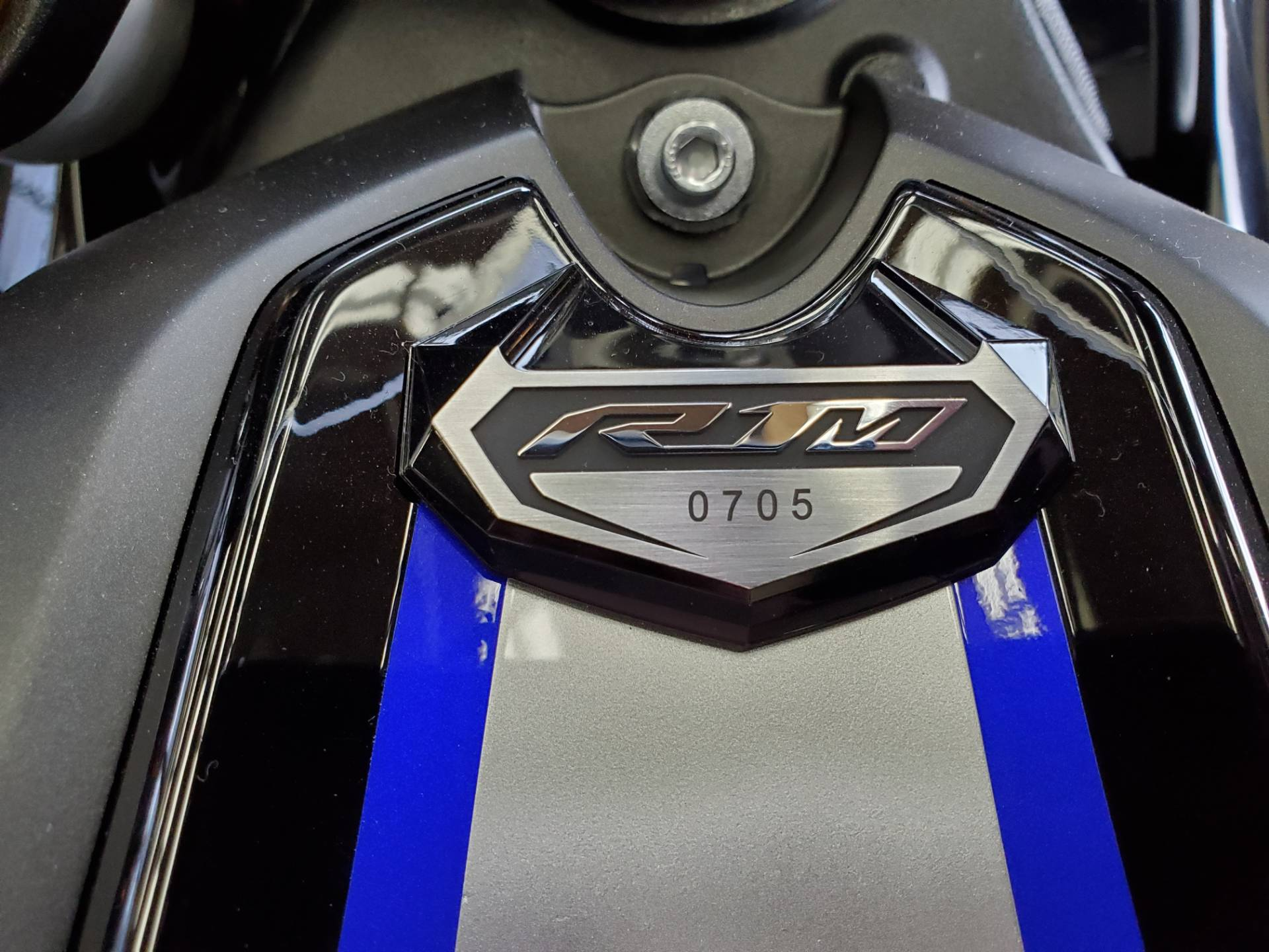 2020 Yamaha YZF-R1M in Sacramento, California - Photo 7