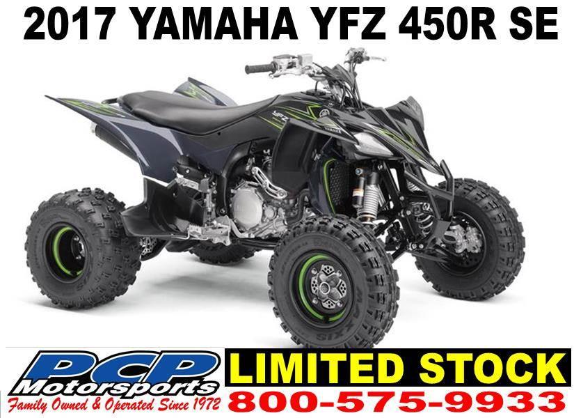 2017 Yamaha YFZ450R SE for sale 55515