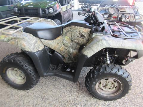 2016 Honda FourTrax Rancher 4X4 Automatic DCT IRS EPS in Sacramento, California