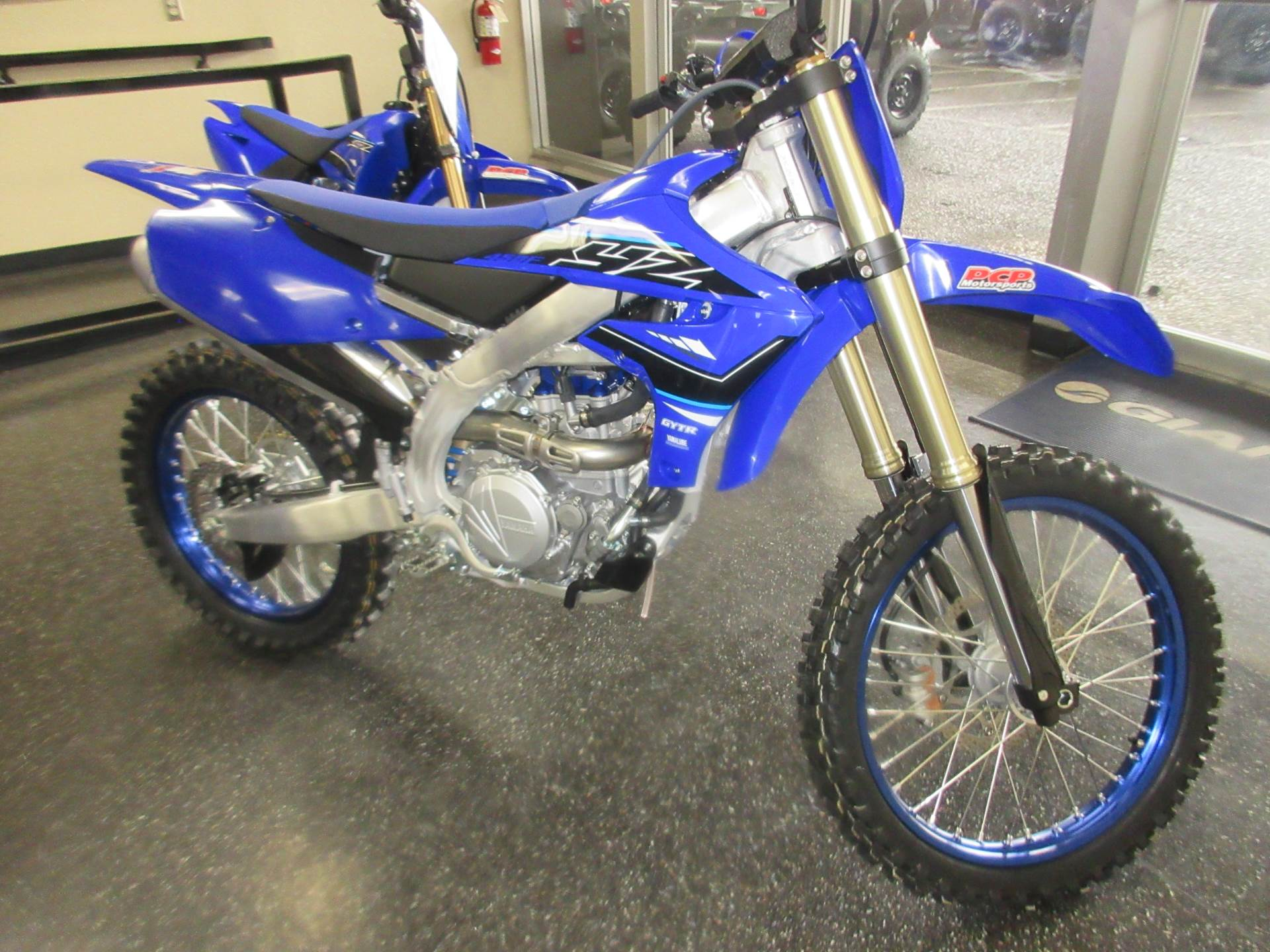 2021 Yamaha YZ450F in Sacramento, California - Photo 1
