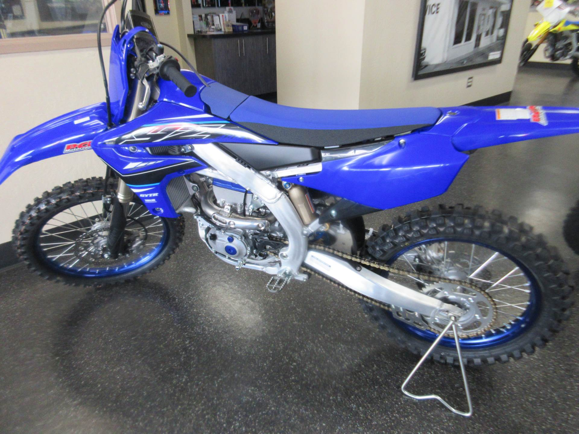 2021 Yamaha YZ450F in Sacramento, California - Photo 3