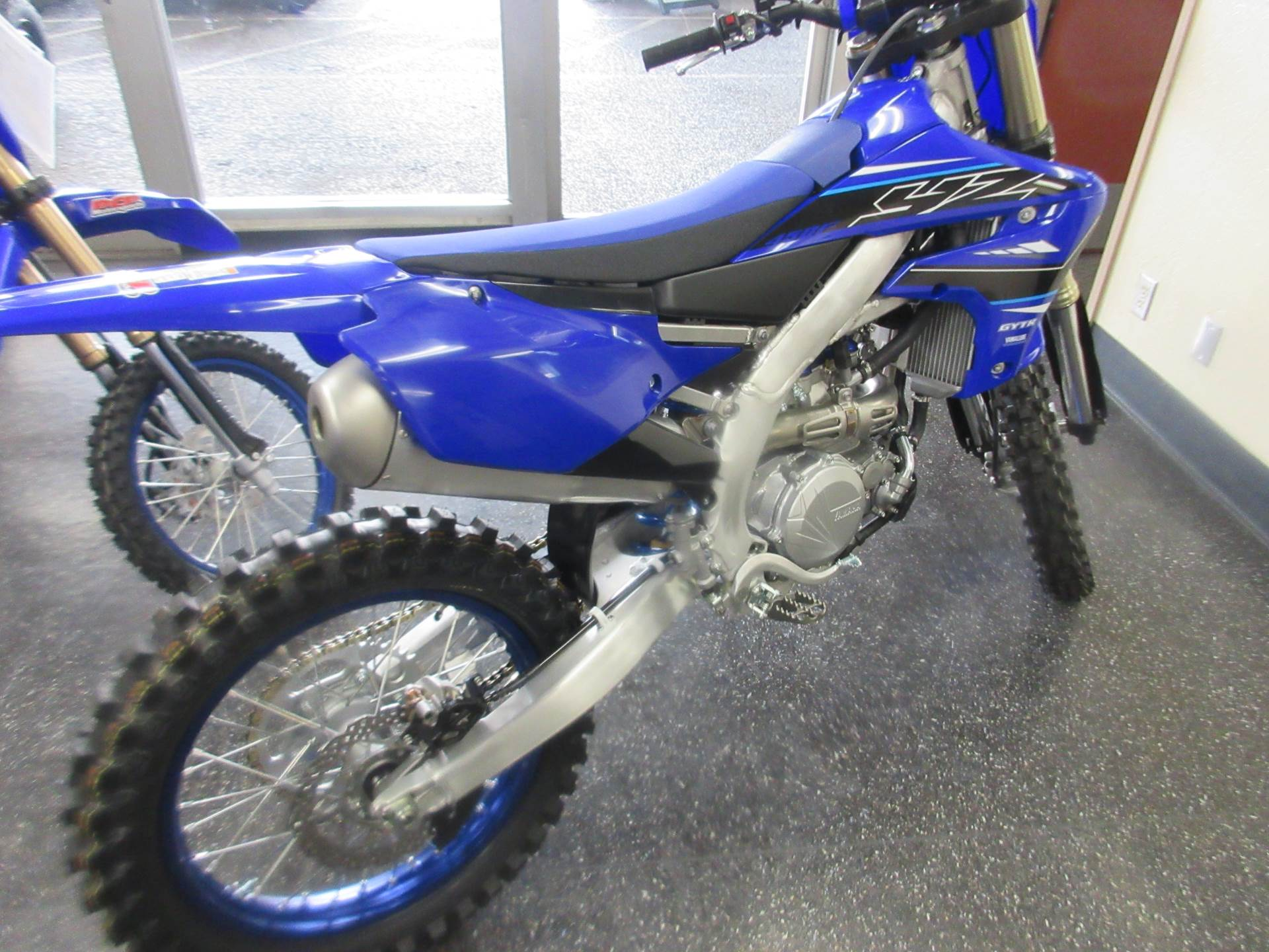 2021 Yamaha YZ450F in Sacramento, California - Photo 4