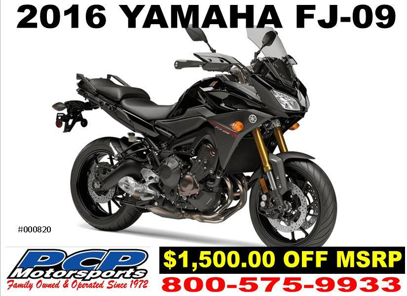 2016 Yamaha FJ-09 for sale 2090