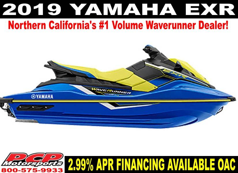 2019 Yamaha EXR in Sacramento, California - Photo 1