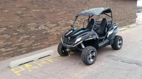 2014 CFMOTO ZFORCE 800EX in Mitchell, South Dakota