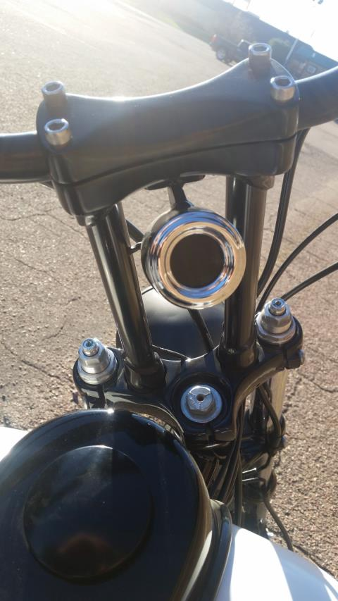 2014 Sabers Specialties FXR Custom in Mitchell, South Dakota