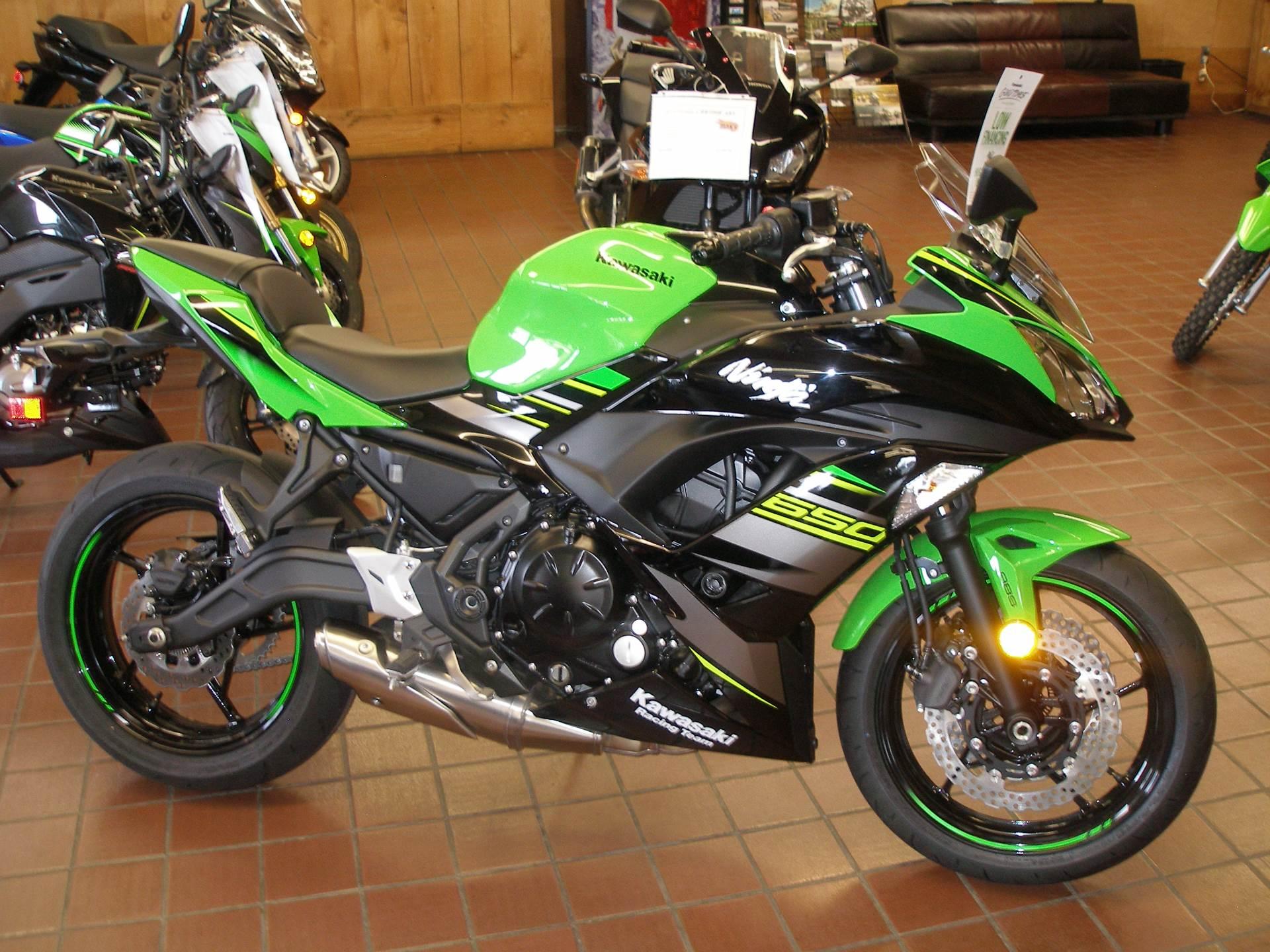 2018 Kawasaki Ninja 650 Abs Krt Edition Motorcycles Abilene Texas Na