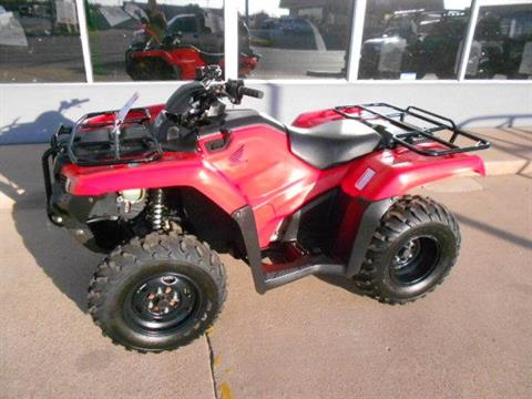 2016 Honda FourTrax Rancher 4x4 Automatic DCT in Abilene, Texas