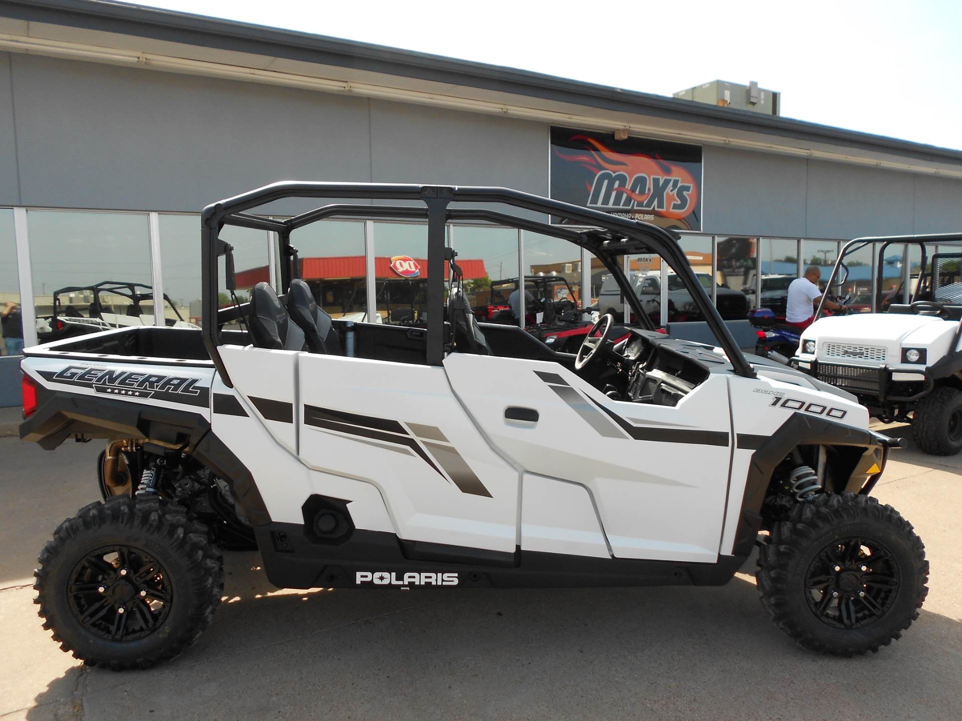 2019 Polaris General 4 1000 EPS in Abilene, Texas - Photo 1