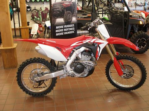 2018 Honda CRF250R in Abilene, Texas