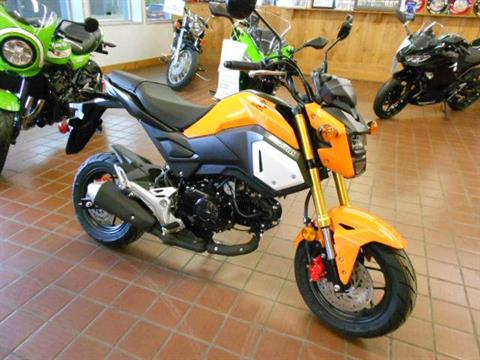 2019 Honda Grom in Abilene, Texas - Photo 1