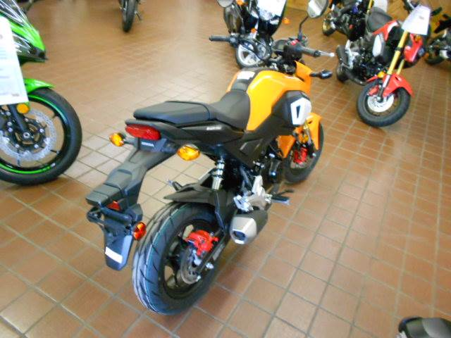 2019 Honda Grom in Abilene, Texas - Photo 4