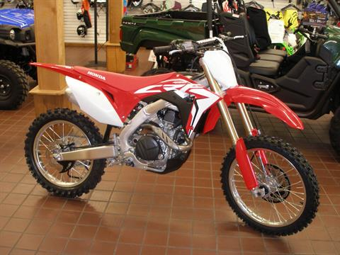 2018 Honda CRF450R in Abilene, Texas