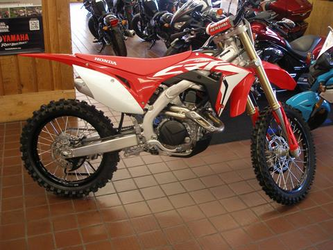 2019 Honda CRF450R in Abilene, Texas - Photo 1