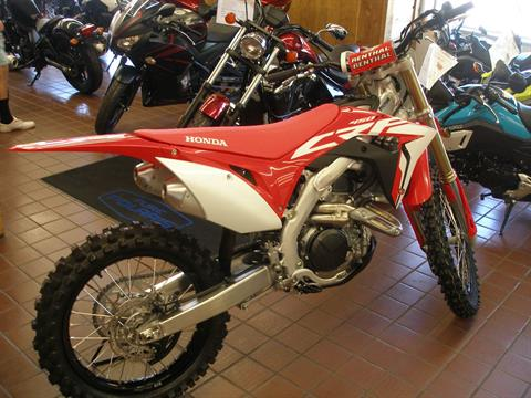 2019 Honda CRF450R in Abilene, Texas - Photo 3