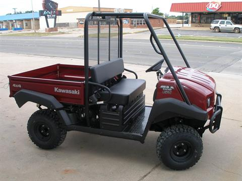 2019 Kawasaki Mule 4010 4x4 in Abilene, Texas - Photo 2