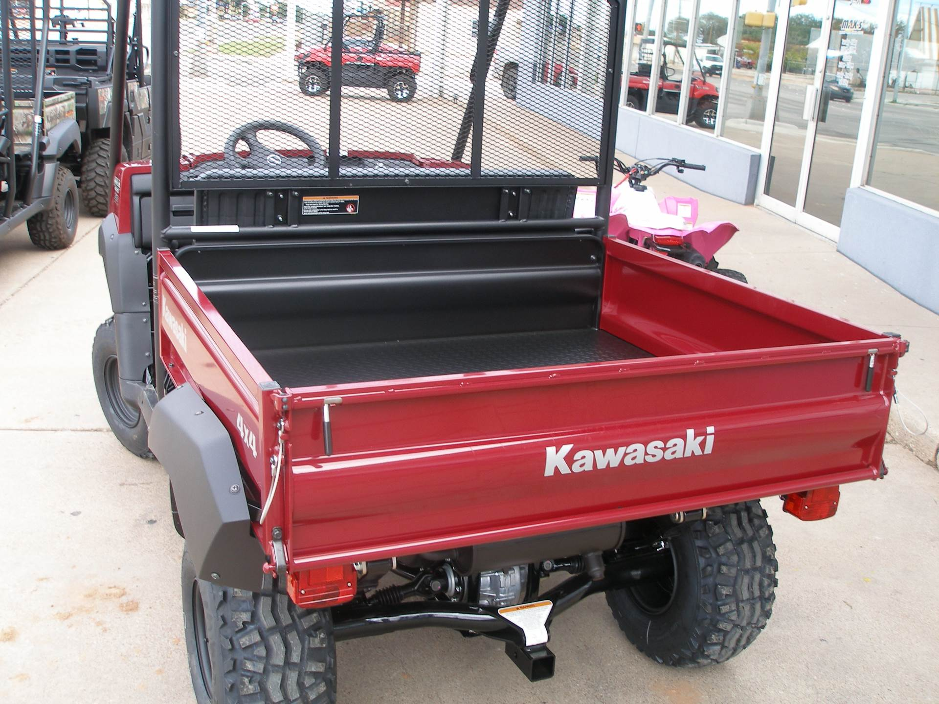 2019 Kawasaki Mule 4010 4x4 in Abilene, Texas - Photo 4
