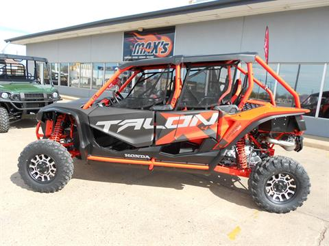 2020 Honda Talon 1000X-4 FOX Live Valve in Abilene, Texas - Photo 1