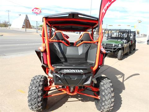 2020 Honda Talon 1000X-4 FOX Live Valve in Abilene, Texas - Photo 4