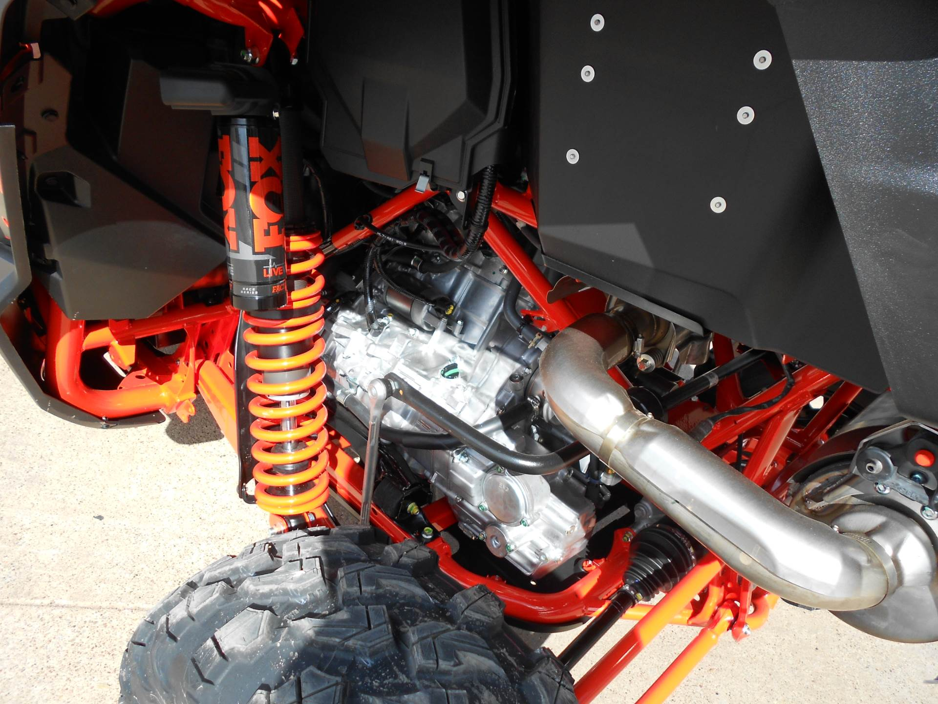 2020 Honda Talon 1000X-4 FOX Live Valve in Abilene, Texas - Photo 5