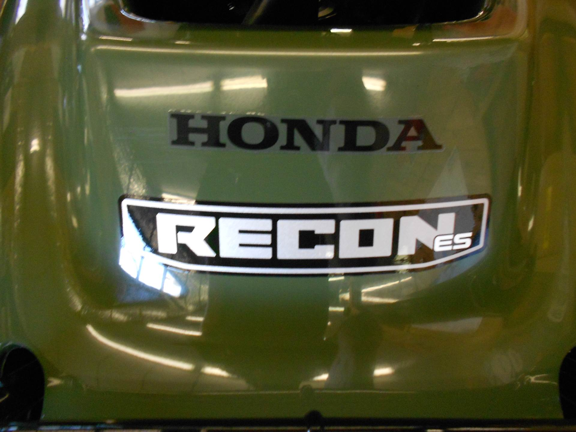 2020 Honda FourTrax Recon ES in Abilene, Texas - Photo 5