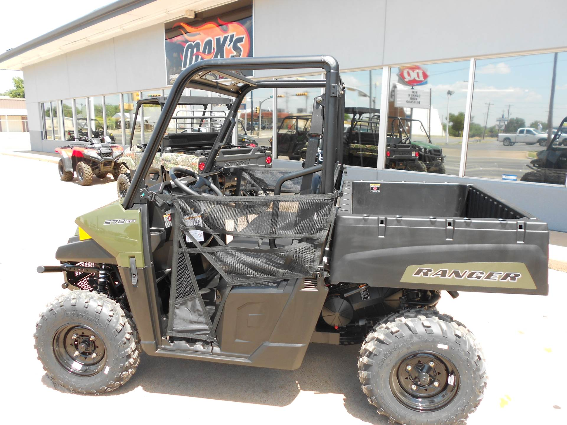 2020 Polaris Ranger 570 in Abilene, Texas - Photo 1