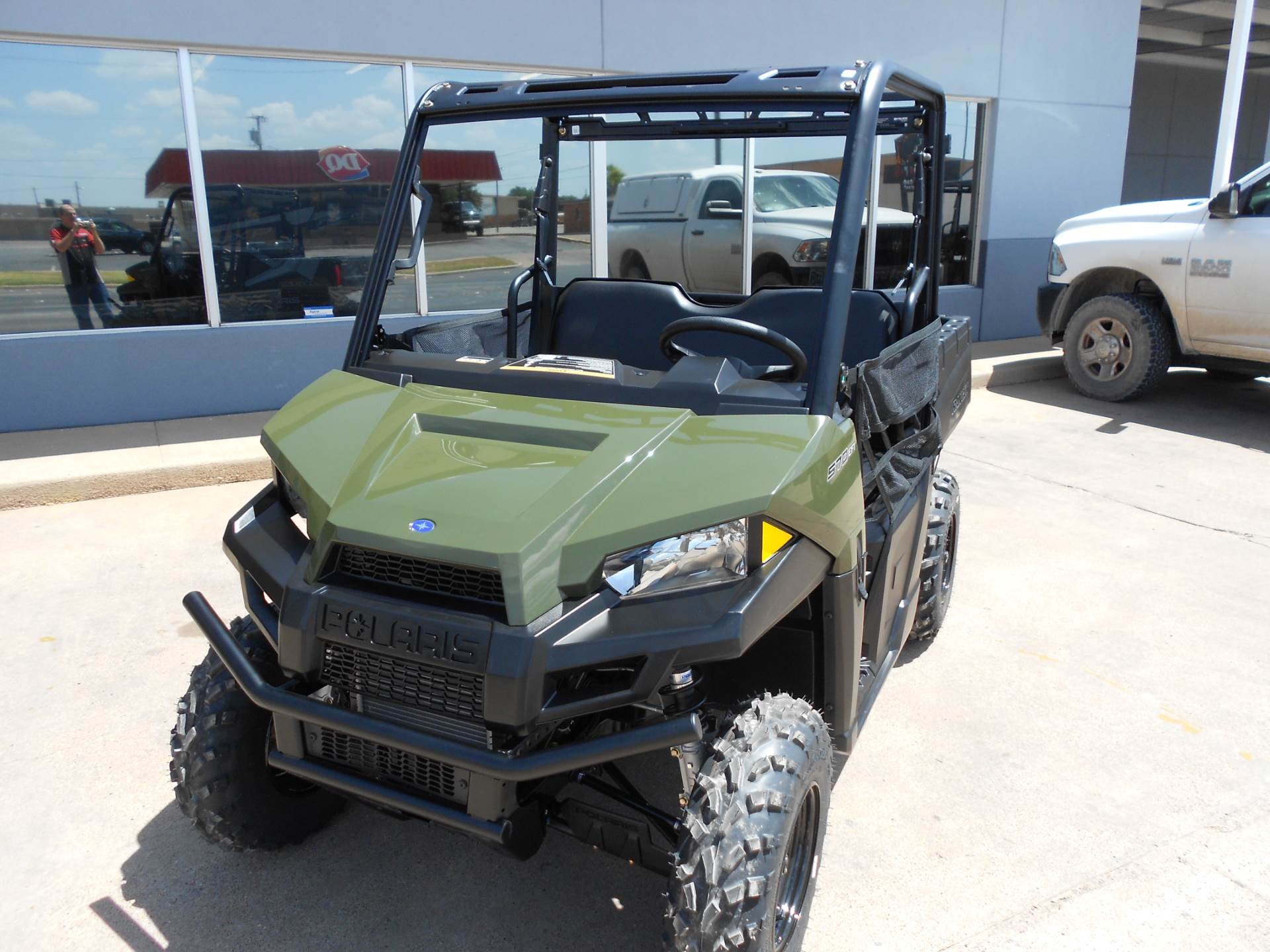 2020 Polaris Ranger 570 in Abilene, Texas - Photo 2