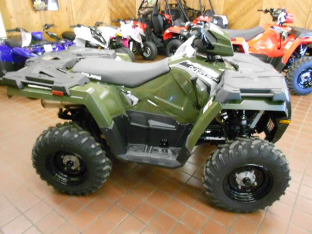 2019 Polaris Sportsman 450 H.O. for sale 5000