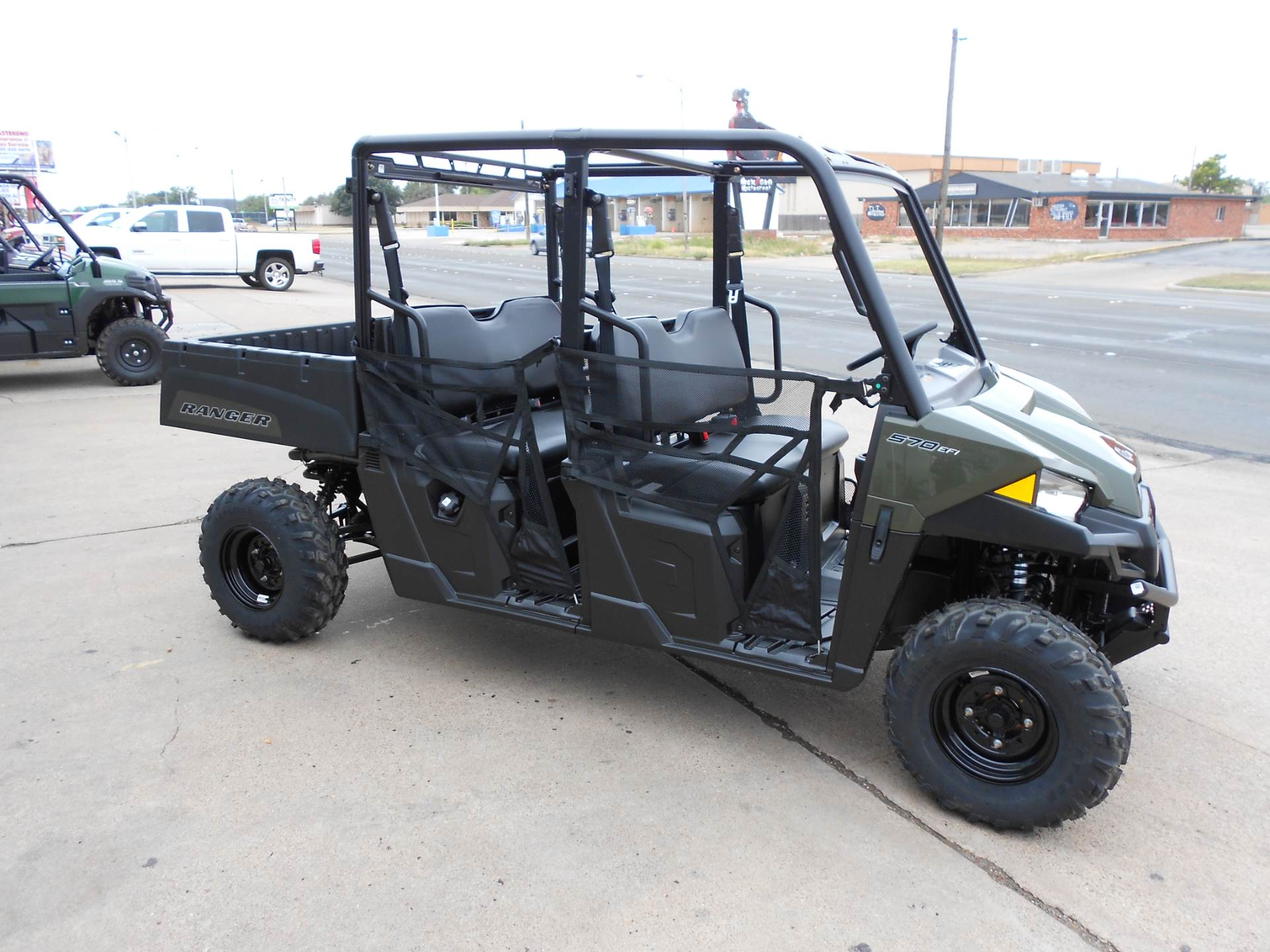 2020 Polaris Ranger Crew 570-4 in Abilene, Texas - Photo 1