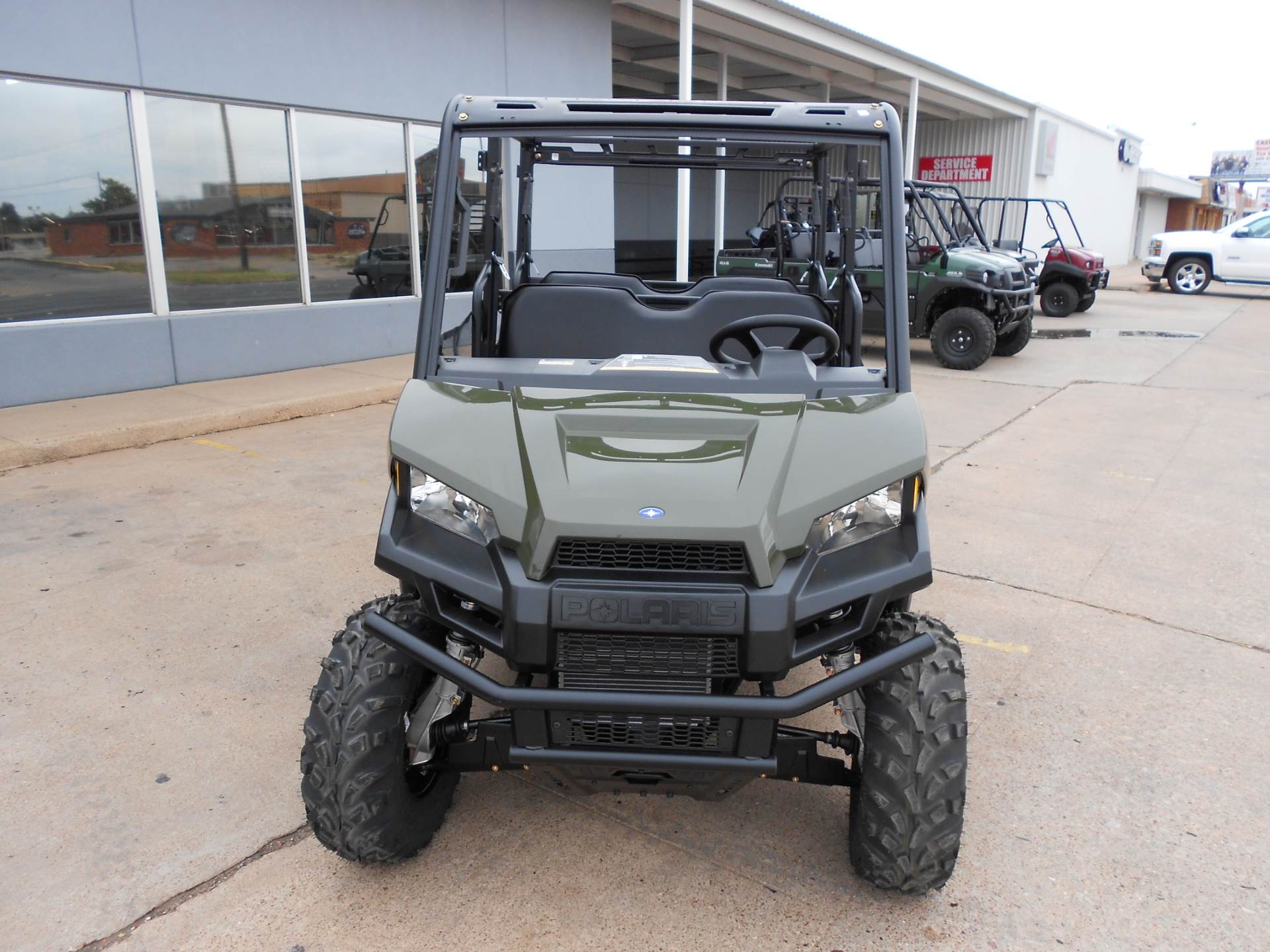 2020 Polaris Ranger Crew 570-4 in Abilene, Texas - Photo 3