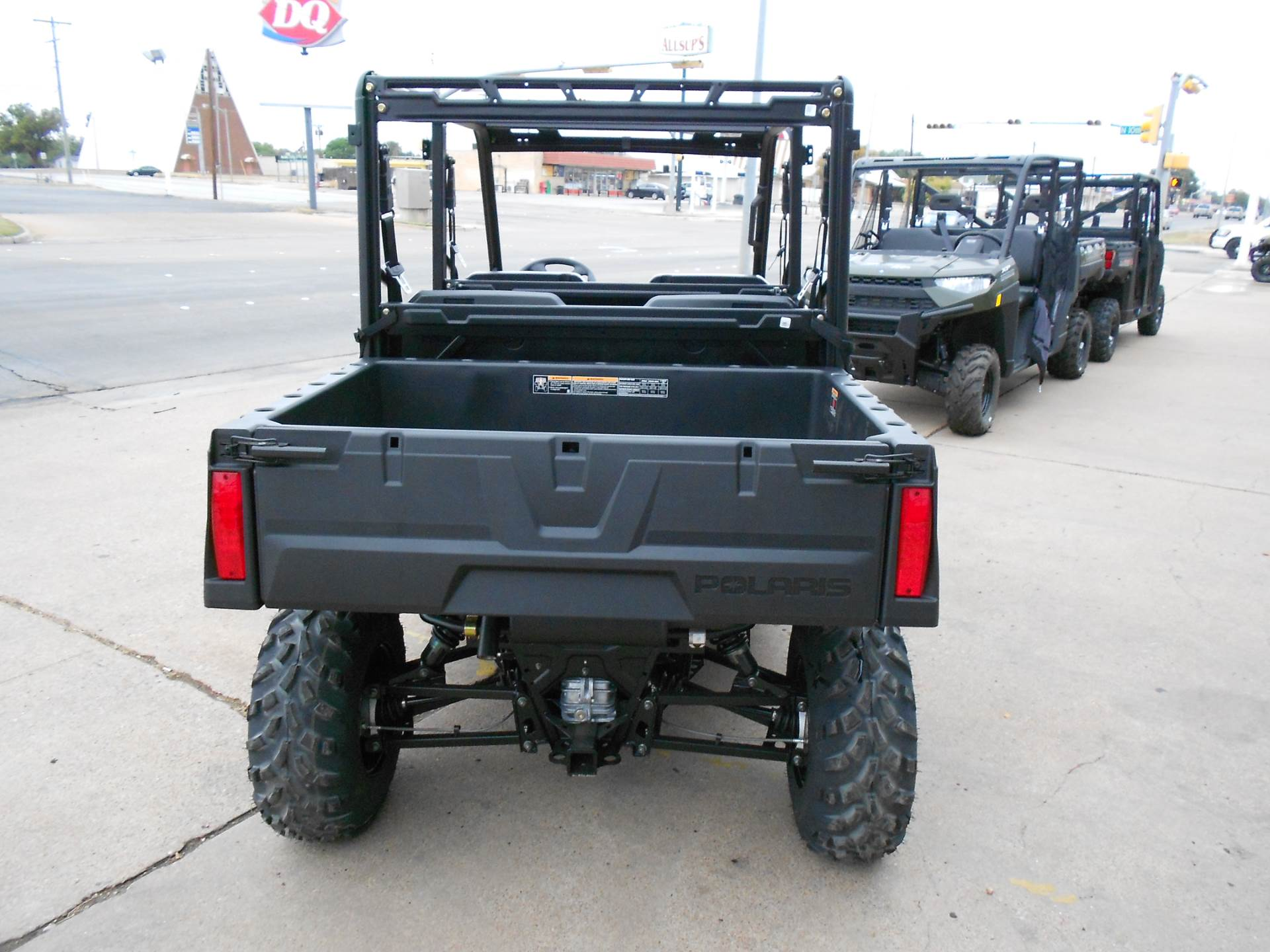 2020 Polaris Ranger Crew 570-4 in Abilene, Texas - Photo 5