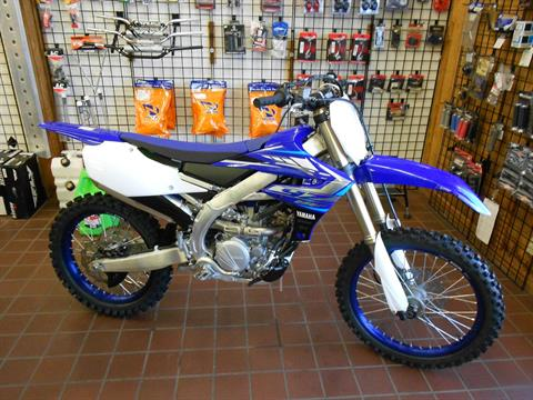 2020 Yamaha YZ250F in Abilene, Texas - Photo 1